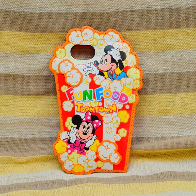 Disney(ディズニー)のトゥーンタウン♡iPhone6.7.8ケース スマホ/家電/カメラのスマホアクセサリー(iPhoneケース)の商品写真