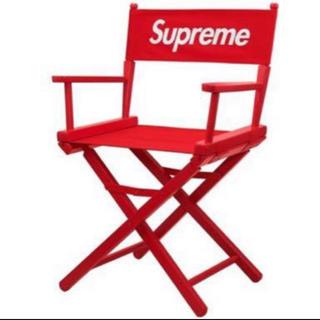 シュプリーム(Supreme)のSupreme/Director's Chair/Red(折り畳みイス)