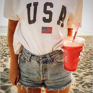 アリシアスタン(ALEXIA STAM)の新品 brandymelville ロゴ Tシャツ アリシアスタン(Tシャツ(半袖/袖なし))