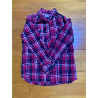 エドウィン(EDWIN)のEDWIN チェックシャツ(Tシャツ/カットソー)