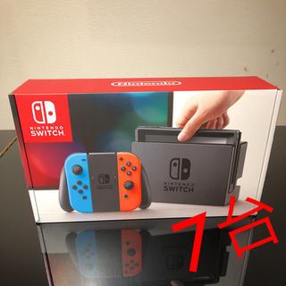 ニンテンドースイッチ(Nintendo Switch)のニンテンドースイッチ 7台セット(家庭用ゲーム本体)