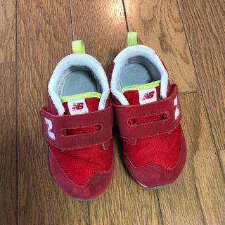 ニューバランス(New Balance)の【ベビー靴】ニューバランス スニーカー 14.0cm(スニーカー)