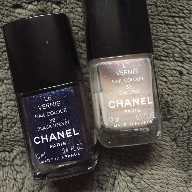 CHANEL(シャネル)のシャネル 原宿限定ネイル コスメ/美容のネイル(マニキュア)の商品写真