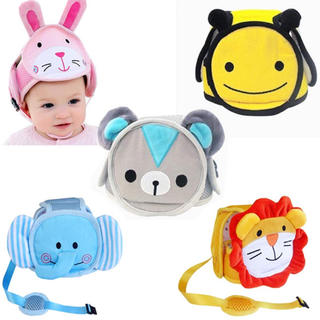 新品 赤ちゃん 頭ガード ヘルメット(帽子)