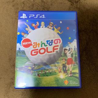 プレイステーション4(PlayStation4)のps4 New みんなのGOLF(家庭用ゲームソフト)