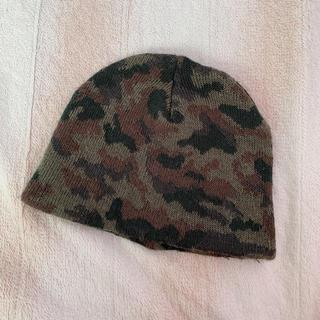 ジェイダ(GYDA)のGYDA カモフラ 迷彩 ニット帽(ニット帽/ビーニー)