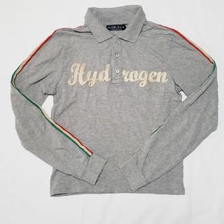 ハイドロゲン(HYDROGEN)のハイドロゲン ポロシャツ グレー(ポロシャツ)
