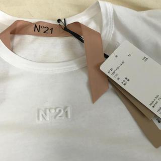 ヌメロヴェントゥーノ(N°21)の新品 ヌメロ  Tシャツ(Tシャツ(半袖/袖なし))