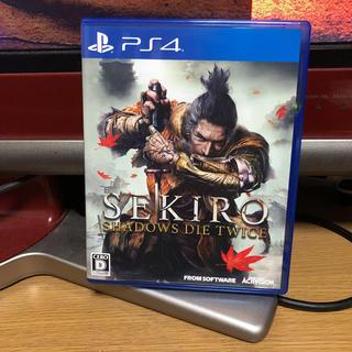 プレイステーション4(PlayStation4)のSEKIRO SHADOWS DIE TWICE(家庭用ゲームソフト)