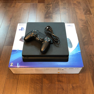 プレイステーション4(PlayStation4)のPS4 ブラック CHU-2000A ジャンク(家庭用ゲーム本体)