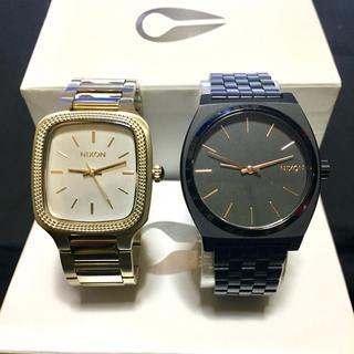 ニクソン(NIXON)のNIXON SHELLEY & TIME TELLER(腕時計)