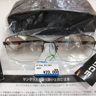 ポリス(POLICE)のPOLICE ポリス サングラス 正規品 SPL744J 583X 新品 未使用(サングラス/メガネ)