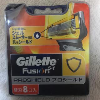 ジレ(gilet)のジレットフュージョン5.1プロシールド(メンズシェーバー)