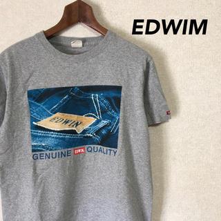 エドウィン(EDWIN)のEDWIN エドウィン 半袖 Tシャツ シャツ メンズ レディース ユニセックス(Tシャツ/カットソー(半袖/袖なし))