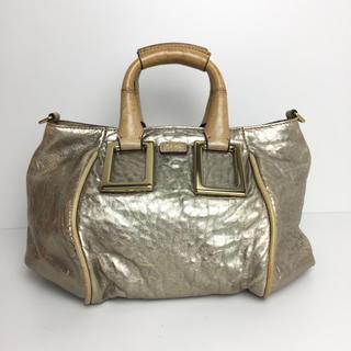 クロエ(Chloe)の均一価格 ◆ Chloe クロエ レザー ハンドバッグ 2way ◆(ハンドバッグ)
