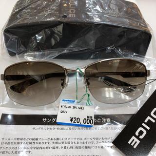 ポリス(POLICE)のPOLICE ポリス サングラス 正規品 SPL744J Q02V 新品 未使用(サングラス/メガネ)