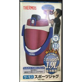 サーモス(THERMOS)のサーモスTHERMOSスポーツジャグ1.9L 美品(水筒)