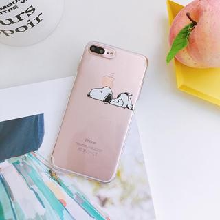 2c19e4d329 スヌーピー(SNOOPY)のスヌーピー iPhoneケース アップルm(iPhoneケース)