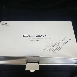 ジョージコックス(GEORGE COX)の【激レア】非売品GLAY GEORGE COX LIMITED EDITION (ミュージシャン)
