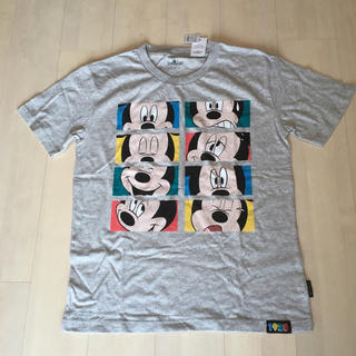 ディズニー(Disney)の香港ディズニー ミッキー柄 Tシャツ(Tシャツ(半袖/袖なし))