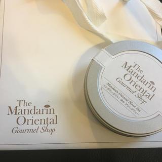 ルピシア(LUPICIA)のマンダリンオリエンタル東京 Mandarin オリジナルブレンドティー(茶)