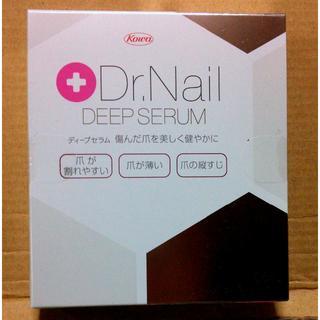 ☆新品 ドクターネイル ディープセラム 6.6ml / ネイルケア 爪(ネイルケア)