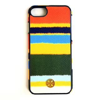 トリーバーチ(Tory Burch)のTORY BURCH トリーバーチ iPhone7/8 ストライプ 55400(その他)