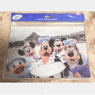 ディズニー(Disney)のディズニー ポケットファイル(クリアファイル)