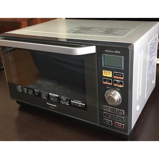 パナソニック(Panasonic)のPanasonic オーブンレンジ NE-M266 シルバー(電子レンジ)