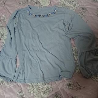シマムラ(しまむら)の新品  トップスカットソー 160(Tシャツ/カットソー)