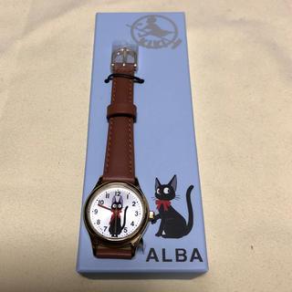 アルバ(ALBA)の【未使用品】魔女の宅急便 レディース腕時計 セイコーウォッチ ALBA(腕時計)