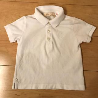 ザラキッズ(ZARA KIDS)のZARA ポロシャツ 86size(Tシャツ)