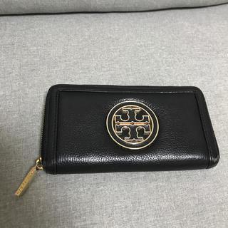 トリーバーチ(Tory Burch)のトリーバーチ 長財布 ブラック(財布)