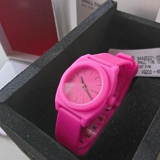 ニクソン(NIXON)のNIXONニクソンSMALL TIME TELLER タイムテラー 送料無料(腕時計)