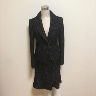 ミッシェルクラン(MICHEL KLEIN)のミシェルクラン 黒系スーツ(スーツ)