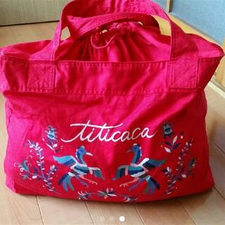 チチカカ(titicaca)のチチカカバック(トートバッグ)