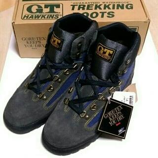 ジーティーホーキンス(G.T. HAWKINS)の⭐土日限定⭐【G.T.HAWKINS】ゴアテックストレッキングブーツ25.5cm(登山用品)