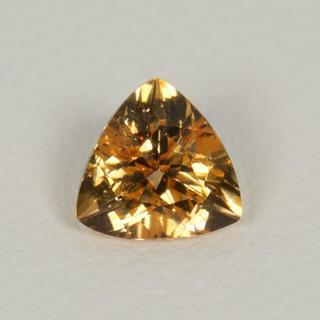 7d3d9209596264 抜群の輝き『天然インペリアルトパーズ』0.49ct ブラジル産 ルース 宝石(各種