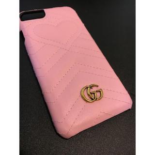 グッチ(Gucci)のGUCCI iPhone 7/8 ケース(iPhoneケース)