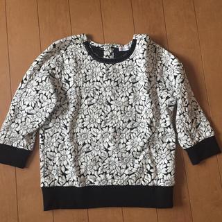 セブンデイズサンデイ(SEVENDAYS=SUNDAY)のトップス(Tシャツ(長袖/七分))