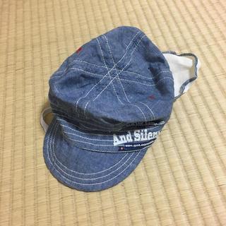キッズ帽子 46cm(帽子)