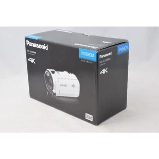 パナソニック(Panasonic)の新品未開封☆Panasonic HC-VX990M デジタル4Kビデオカメラ(ビデオカメラ)