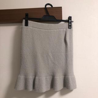 リルリリー(lilLilly)のlilLilly セットアップスカート(ミニスカート)