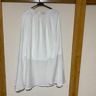 アズノゥアズピンキー(AS KNOW AS PINKY)のアズノウアズピンキーのスカート(ロングスカート)