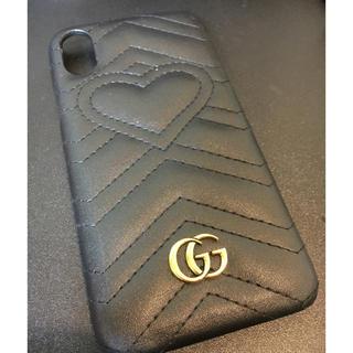 グッチ(Gucci)のGUCCI X/XS iPhone ケース(iPhoneケース)