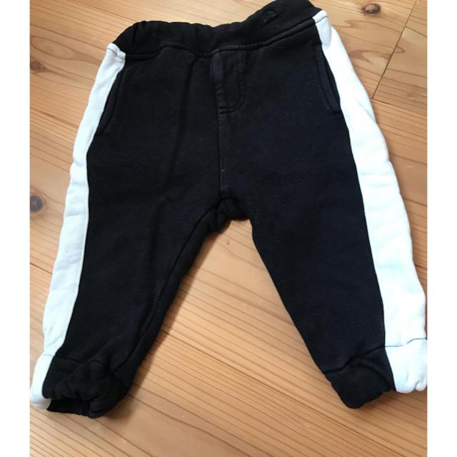RADCHAP  CREWS   ラインパンツ   ベビー  80 キッズ/ベビー/マタニティのベビー服(~85cm)(パンツ)の商品写真