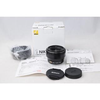 ニコン(Nikon)の展示品☆Nikon ニコン 1 NIKKOR 32mm F1.2 ブラック(レンズ(単焦点))