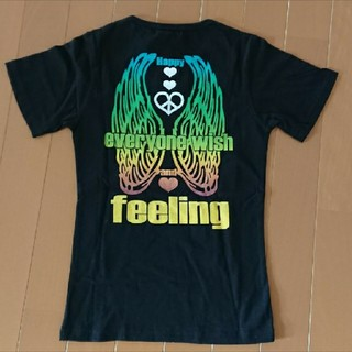 シスキー(ShISKY)のウイング柄Tシャツ120(Tシャツ/カットソー)