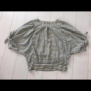 スタイルコム(Style com)のStyle com トップス(シャツ/ブラウス(半袖/袖なし))