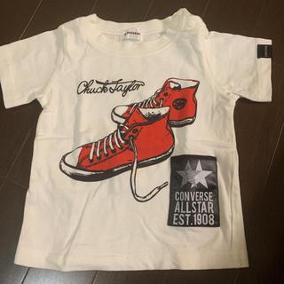 コンバース(CONVERSE)のコンバース converse Tシャツ  80(Tシャツ)